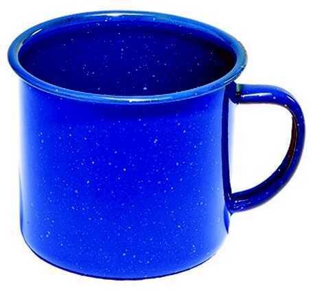 Tex Sport Mug, Enamel Coffee 24oz