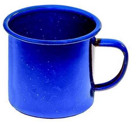Tex Sport Enamel Mug 12 oz 14560