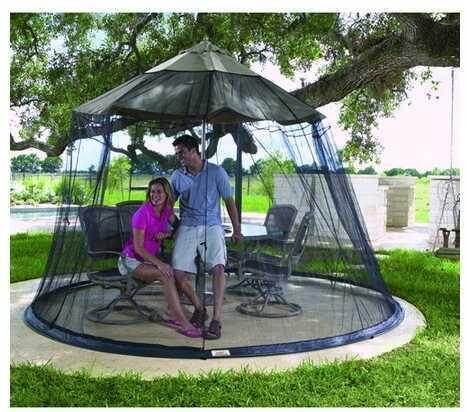 Tex Sport Mosquito Net Patio Umbrell 15166