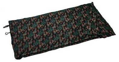 Tex Sport Fleece Sleeping Bag Wood Camo 15214