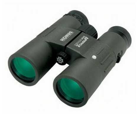 Konus Optical & Sports System Waterprof Binoculars 10x50 Green Multicoating, Gray Rubber 2319