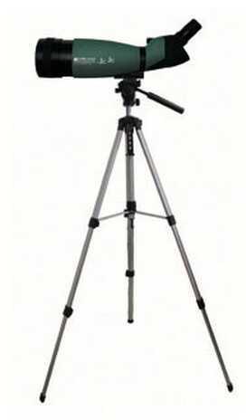 Konus Optical & Sports System Zoom Spotting Scope 20-60x100, Photo Adapter 7122