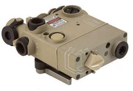 Burris AR-DBAL Laser .5mW, .7mW IR Green Laser, Sand 300303
