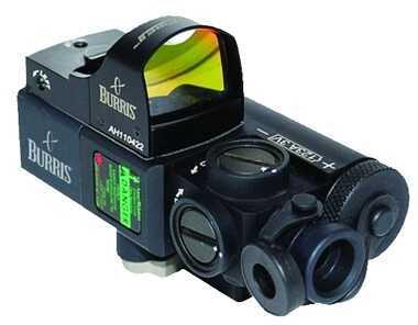Burris AR-FFL(FF III w/Laser) 5mW Red Pointer, Black Offset 300323