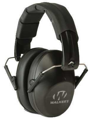 Walker's Game Ear / GSM Outdoors Walker Game Ear Pro-Low Profile Folding Muff Md: GWP-FPM1