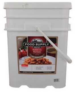 Food Supply Depot 20 Pouch Bucket Rotini A La Marinara 90-04220