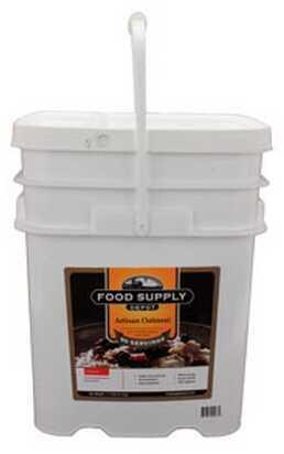 Food Supply Depot 20 Pouch Bucket Artisan Oatmeal 90-04255