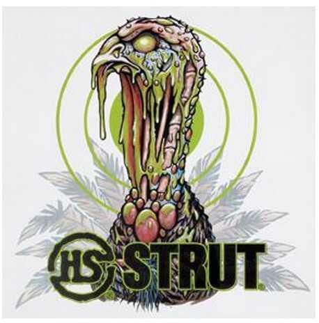 Hunter Specialties Turkey Target Dead Strut 06852