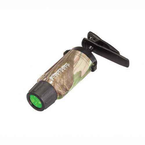 Streamlight Clipmate Flashlights Green LED, (Camo) 61115