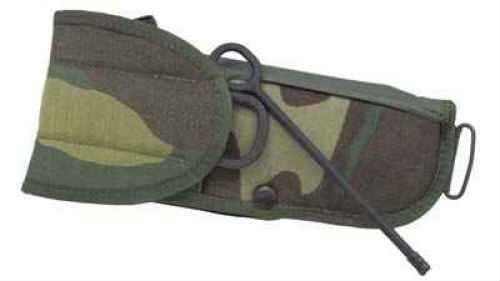 Bianchi UM84 Universal Military Holster Size II, Woodland Camo 14385