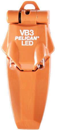 Pelican 2220C,Vb3-Led, Orange Md: 2220-010-150