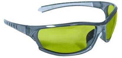 Radians Barrage Glasses Gray Frame Amber Anti-Fog BE0641CS