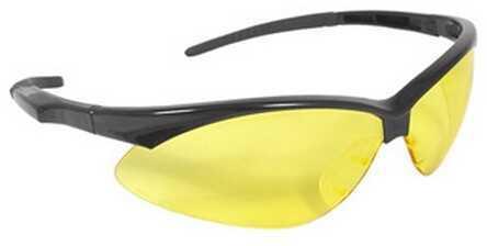 Radians Outback Glasses Anti-Fog, Amber Lens/Black Frame OB0141CS