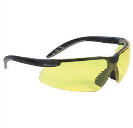 Radians Origin Ballistic Rated Shooting Glasses Black/Amber Model: OR1-41CS