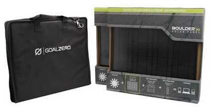 Goal Zero Solar Kit for Yeti 1250 91006