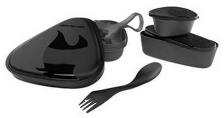 Light My Fire Lunch Kit Black S-LK-BLACK