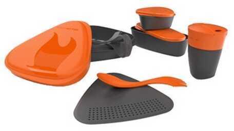 Light My Fire MealKit 2.0 Orange Md: S-MK2-ORANGE