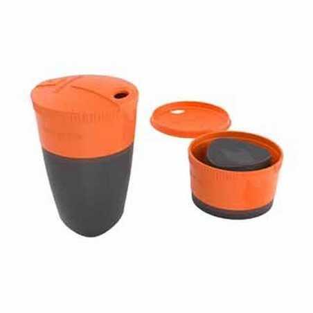 Light My Fire Pack-Up-Cup Orange S-PUC-ORANGE