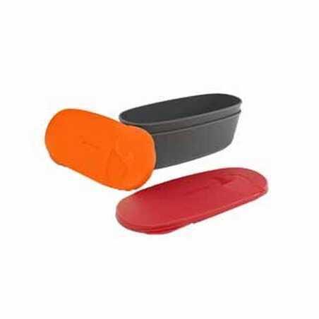 Light My Fire SnapBox Oval, Red/Orange S-SNAP-OV-RED