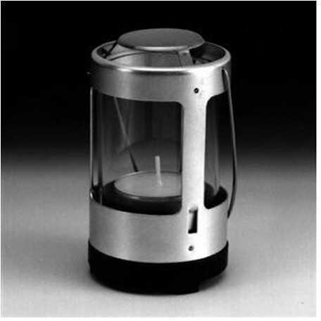 UCO Candle Lantern Mini, Aluminum A-A-STD