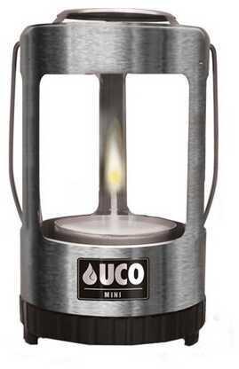 UCO Micro Lantern Aluminum B-LTN-STD-ALUMINUM