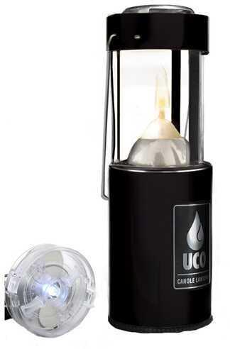UCO Candle Lantern Original, w/LED Black D-C-STD-BLACK