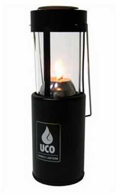 UCO Candle Lantern Original, Black L-C-STD-BLACK