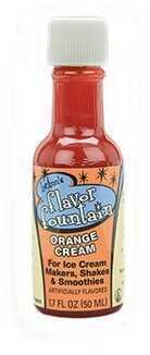 YayLabs! Flavor Fountain (Per 1) Orange Cream F-FF-BOTTLE-OC