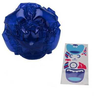 YayLabs! Inflatable Cover Quart, Blue F-INF-QT-BLUE