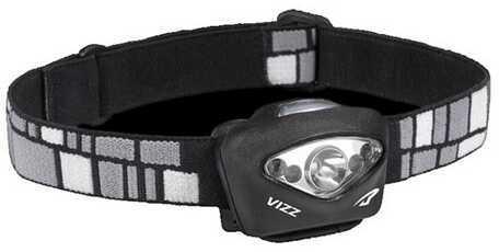 Princeton Tec Vizz LED Headlamp Black VIZZ-BK