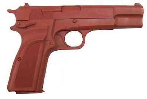 ASP Red Training Gun Browng Hi-Power 07314