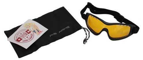 American Built Arms Company Low Drag Goggles Amber Lens ABALDGA