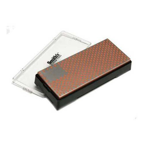 "Smith's Diamond Bench Stone Sharpener 6"" x 2.5"" Fine DBSF"