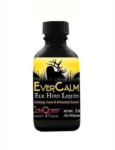 Conquest Scents EverCalm Elk Heard Scent Bottle 1215