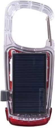 Solio CLIP-MINI Solar & USB Rechargeable LED Light S331-AF1RW