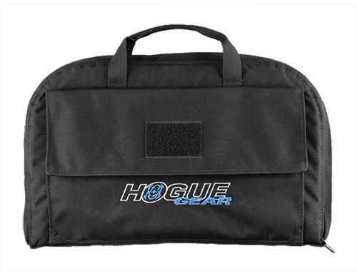 Hogue HG Pistol Bag Front Pocket, Black Large 59270