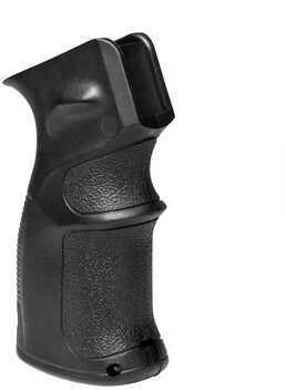 NcStar Pistol Grip w/Storage Compartment, Black AK AGPAKB