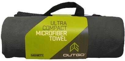 McNett OutGo Microfiber Towel, Medium Moss 68133