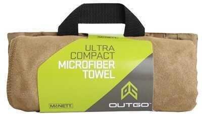 McNett OutGo Microfiber Towel, Large Mocha 68131