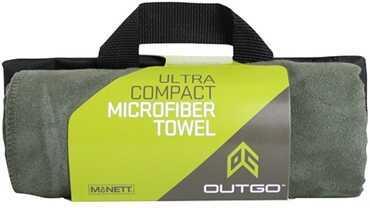 McNett OutGo Microfiber Towel, Large Moss 68134