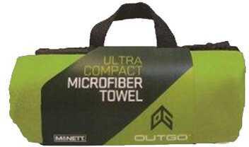 McNett OutGo Microfiber Towel, Large OG Green 68155
