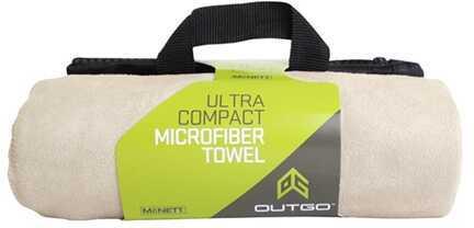 McNett OutGo Microfiber Towel, X-Large Khaki 68138