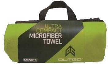McNett OutGo Microfiber Towel, X-Large OG Green 68156