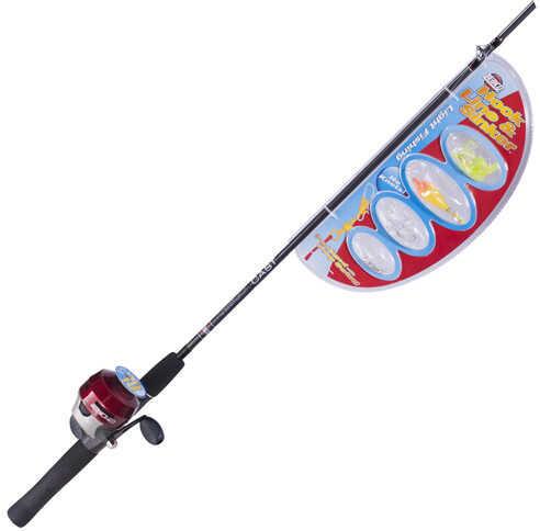 Zebco / Quantum Hook-Line-Sinker 202kr/hlsc562m Spincast Combo Md: HLS202C,10,NS3