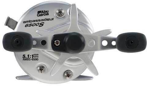 Abu Garcia Ambassadeur S Round Baitcast Reel 6500 1292736