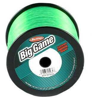 Berkley Trilene Big Game 1/4 lb Spool 50 lbs, 3270 Yards, Solar Collector 1003000