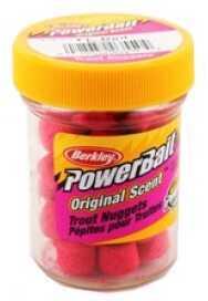 Berkley Trout Nuggets Fluorescent Red 1004844