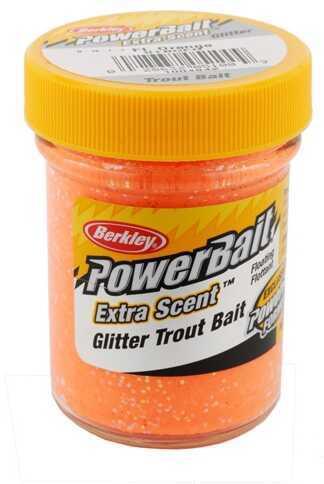 Bering Optics Berk Power Flo ORNG GLTR Trout Bait