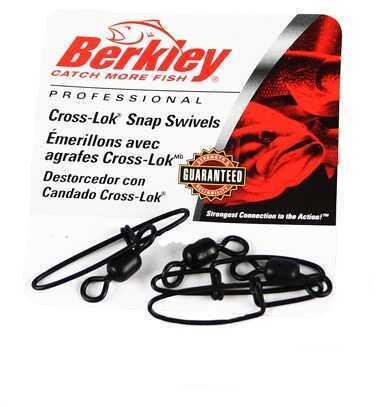 Berkley Cross-Lok Snap/Swivels Size 12 1012411
