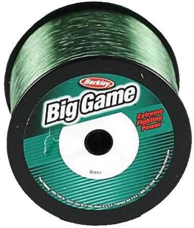 Berkley Trilene Big Game 1/4 lb Spool 60 lb, 235 Yards , Green, 4 Pack Md: 1134364